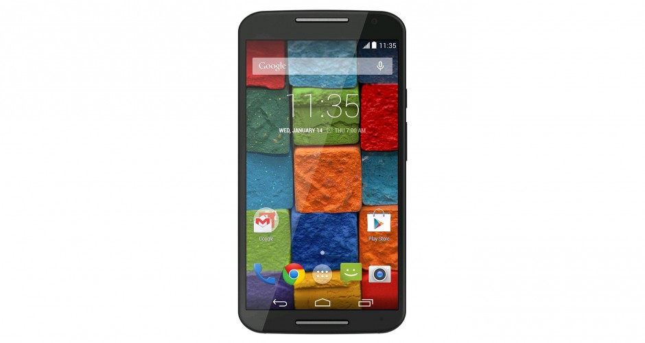 Motorola Moto X (2013) is updated to Android 5.1 Lollipop