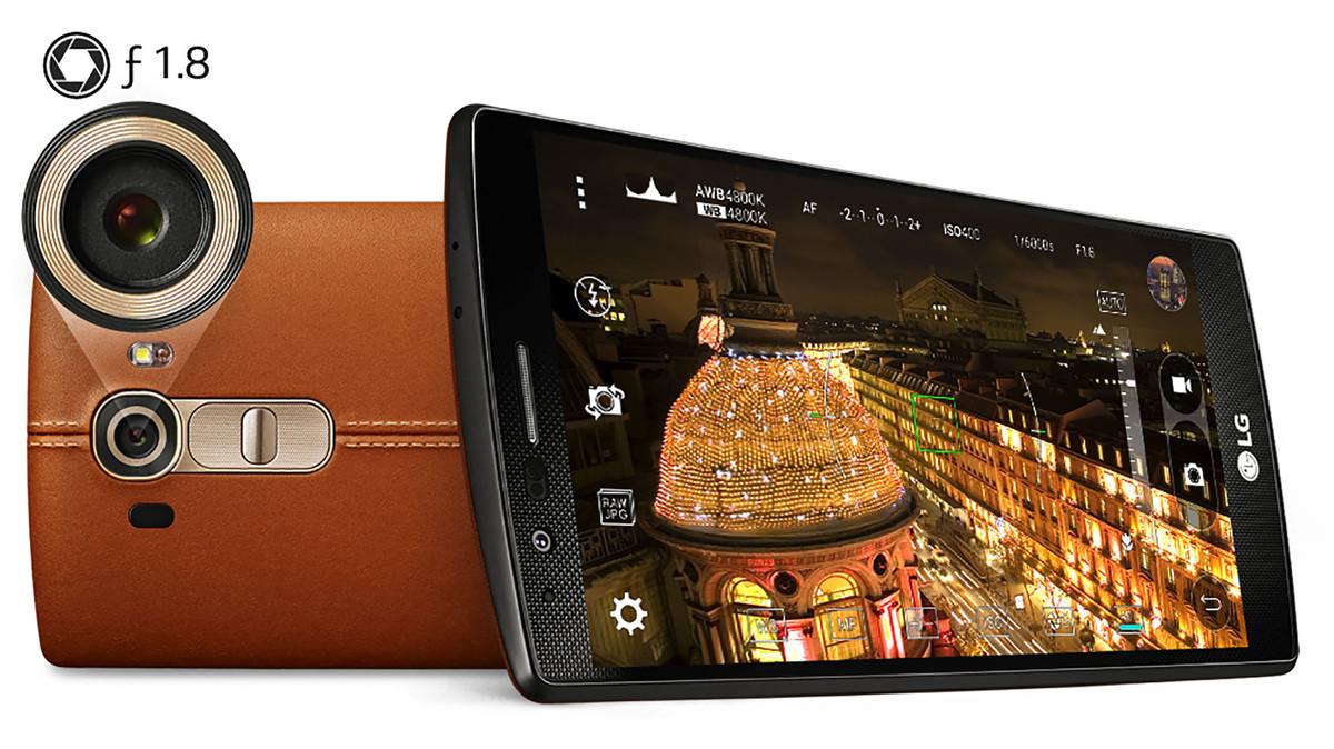 O LG G4 não vai ser atualizado até a chegada do Android M? 1
