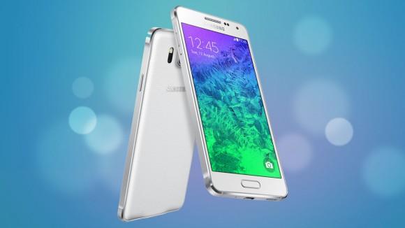 Samsung Galaxy Alpha en Europa va a recibir una actualización a Android 5.1.1 Lollipop 1