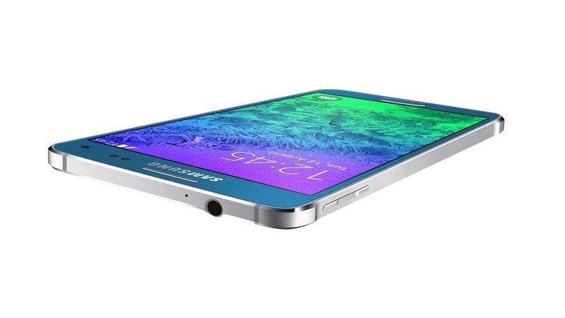 Samsung Galaxy Alpha en Europa va a recibir una actualización a Android 5.1.1 Lollipop