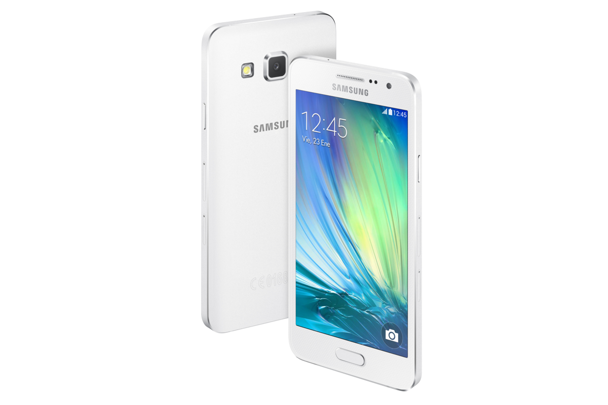 Android 5.0.2 Lollipop reaches the Samsung Galaxy A3 1