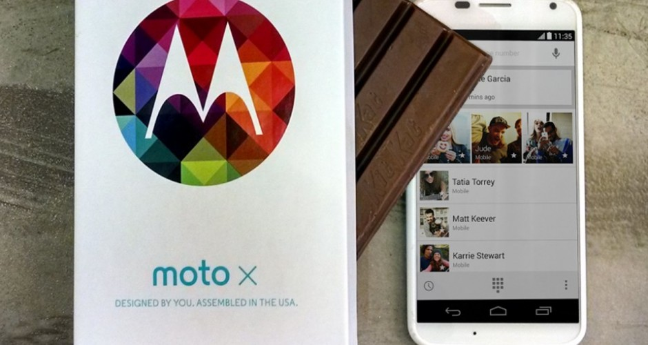 Latest news on Motorola Moto X (2013) Android 5.1 Lollipop update