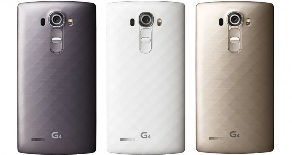 The LG G4 will be updated to Android 5.1.1 Lollipop