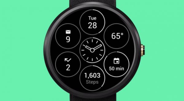 Android Wear chega à versão 1.3, incluindo watchfaces interativas e muito mais 1