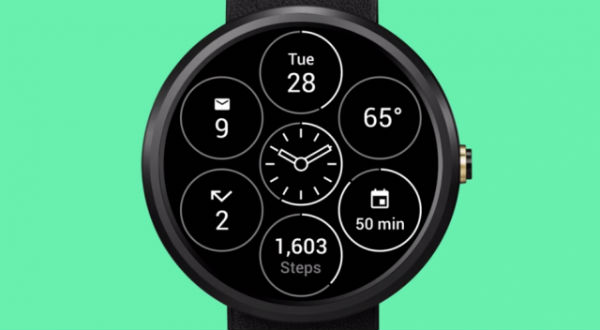 Android Wear reaches version 1.3 including interactive watchfaces and more 1
