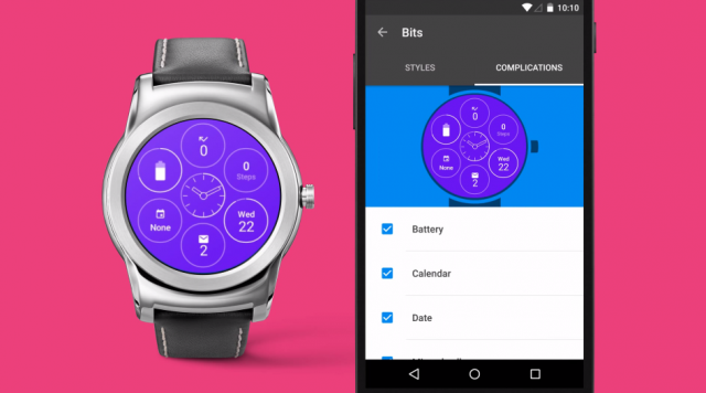 Android Wear reaches version 1.3 including interactive watchfaces and more