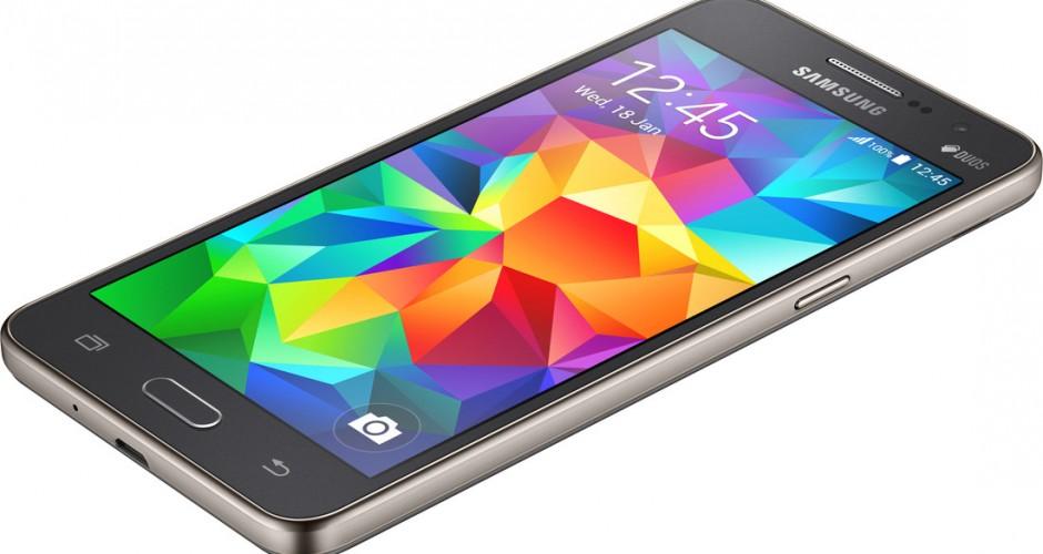 Samsung Galaxy Grande Prime começa a atualizar para o Android Lollipop