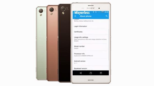 Sony y Android 5.1.1 Lollipop, nueva actualización preparada para los Xperia 1