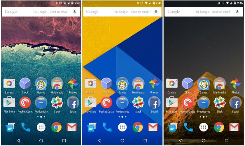 Android 6.0 Marshmallow características Google pronto