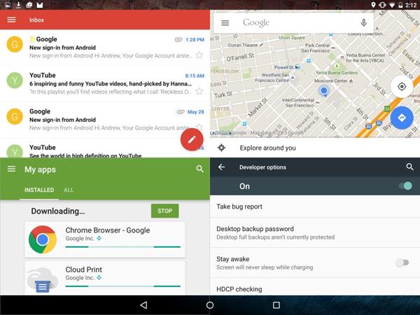 Android 6.0 Marshmallow: novos recursos que a Google apresentará em breve 1