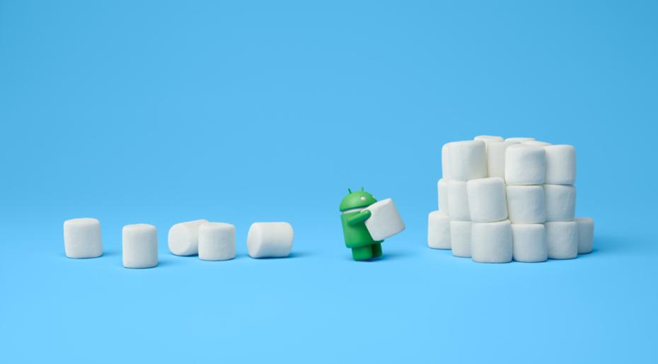 Solo la  gama básica de Sony y Motorola va a recibir Android 6.0 Marshmallow 1