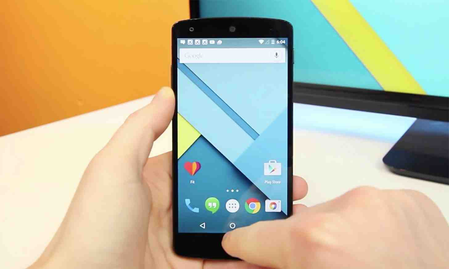 The new update to Android 5.1.1 Lollipop for the Nexus 5 ...
