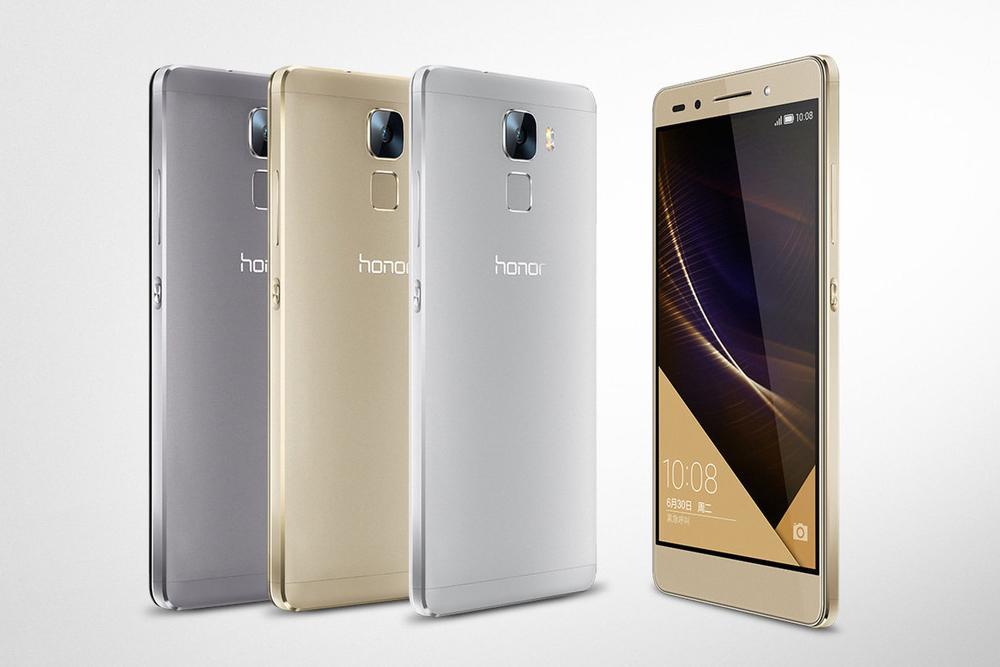 A atualização para o Android 6.0 Marshmallow alcançará o Huawei Honor 7 em breve 1