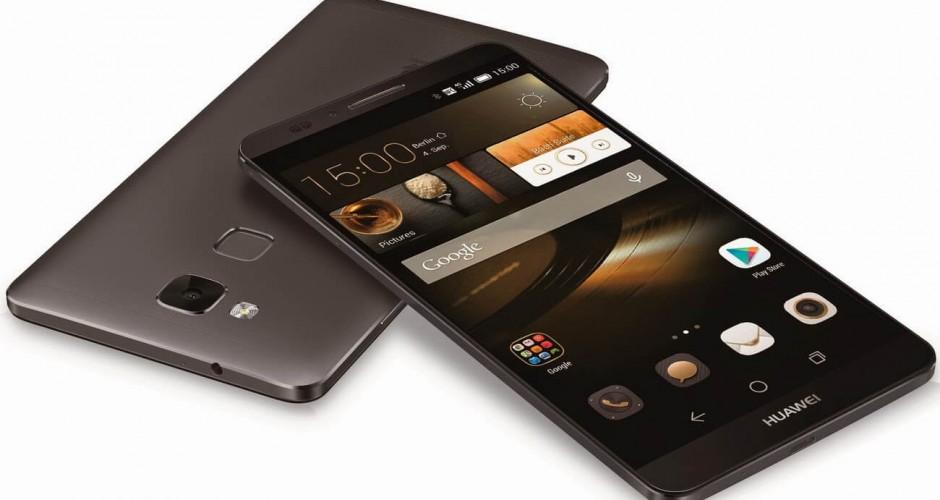 A atualização para o Android 6.0 Marshmallow alcançará o Huawei Honor 7 em breve