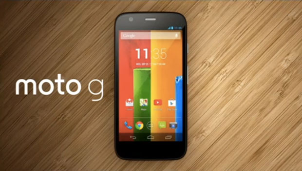 All Motorola Moto G will be updated to Android 6.0 Marshmallow 1