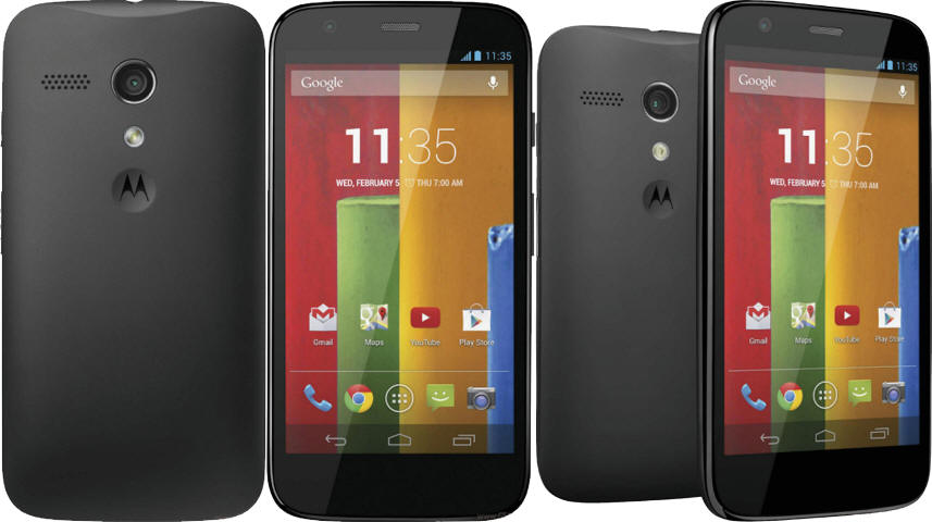All Motorola Moto G will be updated to Android 6.0 Marshmallow