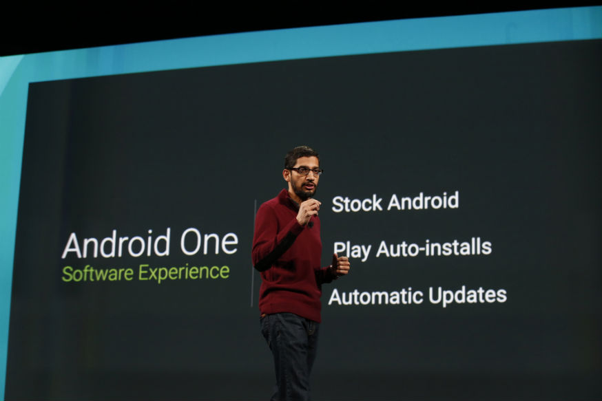 Android One is also updated to Android 6.0 Marshmallow via OTA 1