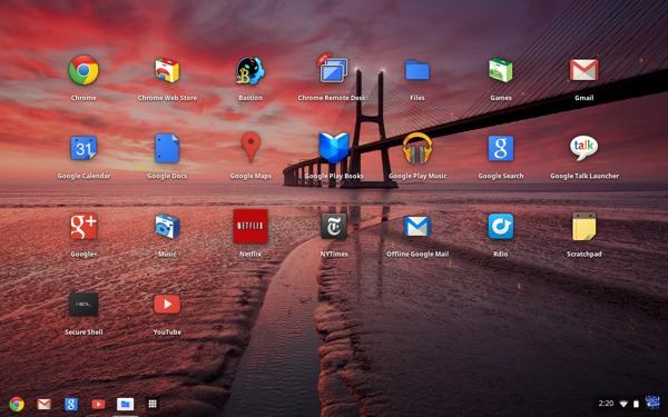 Chrome OS está a punto de desaparecer, Google planea tener Android solo 1
