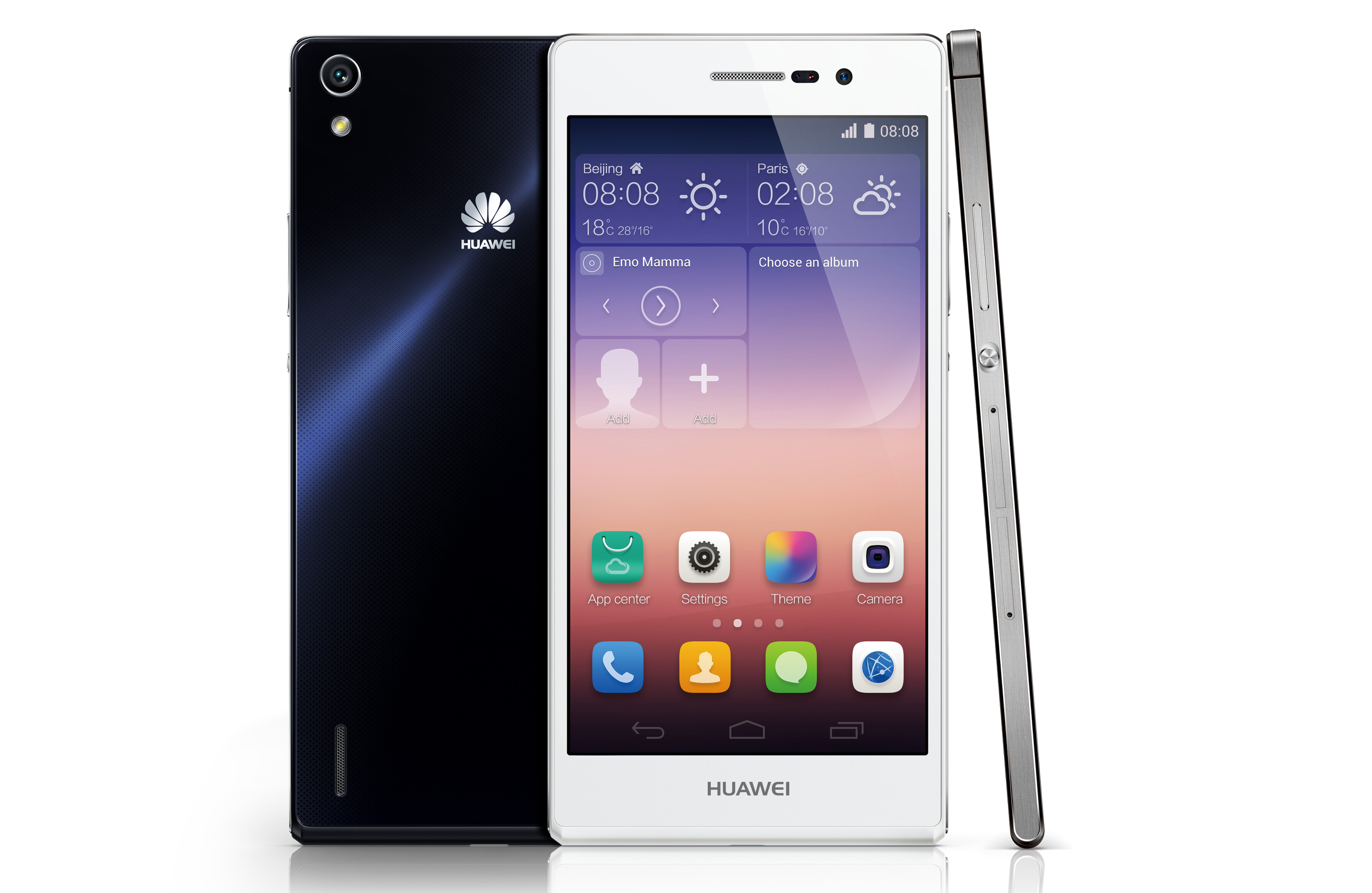 Huawei Ascend P7 is updated to Android 5.1.1 Lollipop 1