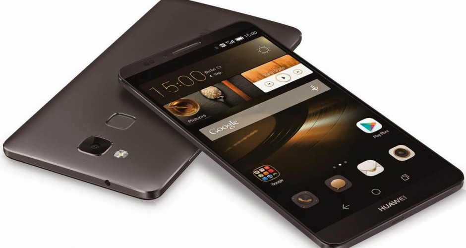 La actualización a Android 6.0 Marshmallow llegará a Huawei Honor 7 pronto
