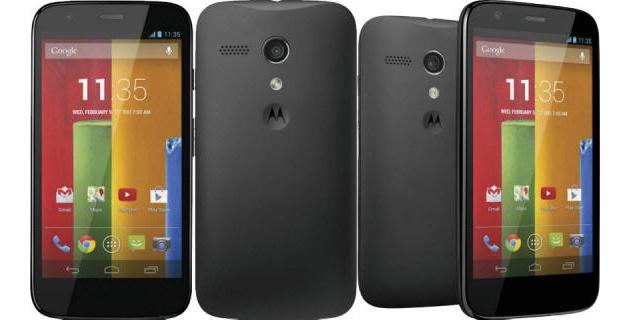 Motorola Moto G actualizado a Android 6.0 Marshmallow adelantado y disponible 1