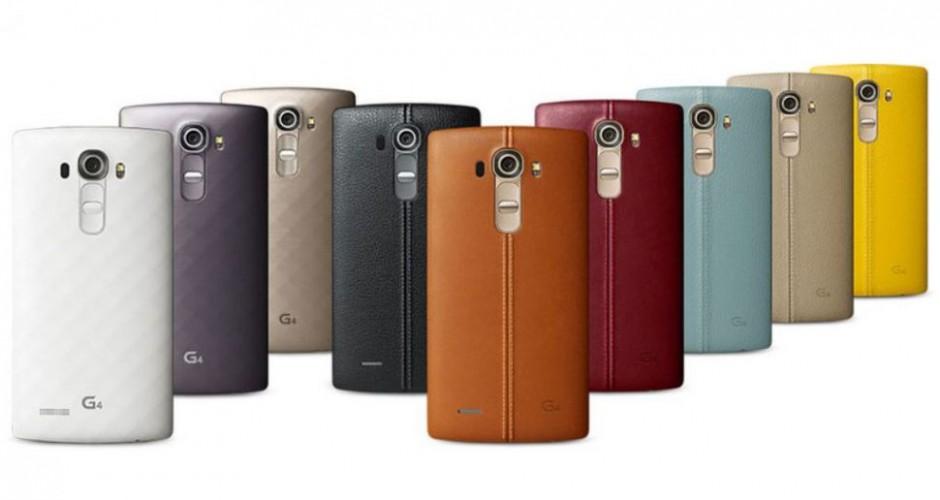 Android 6.0 Marshmallow está sendo lançado em todos os LG G4 da Europa