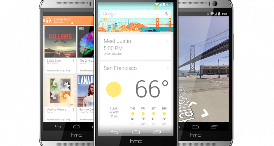 HTC Desire Eye and One M8s updates to Android 6.0 Marshmallow are on the way