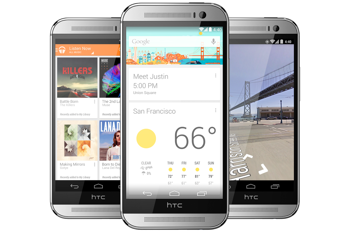 HTC Desire Eye and One M8s updates to Android 6.0 ...