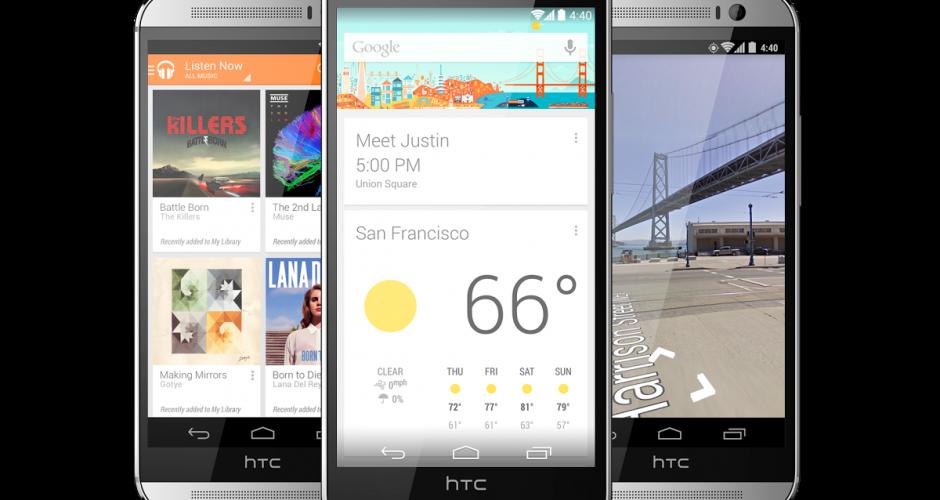 HTC Desire Eye e One M8S com Android 6.0 Marshmallow estão a caminho