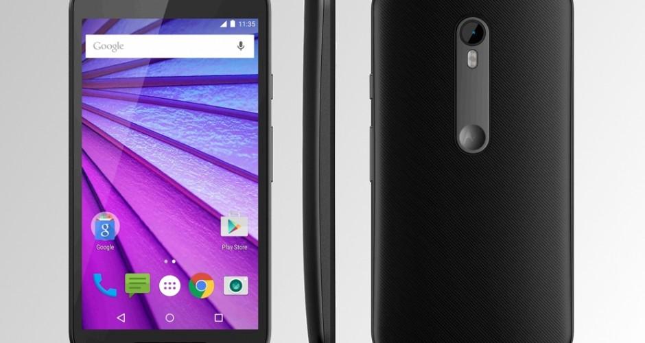 The Motorola Moto G 2015 receives Android 6.0 Marshmallow now