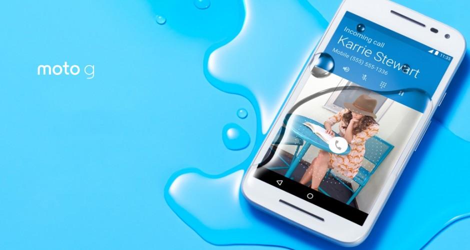 La actualización a Android 6.0 Marshmallow llega a los Motorola Moto G 2015