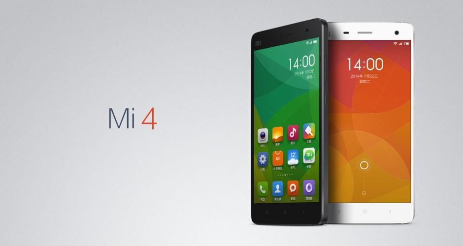 Xiaomi Mi4 e Mi Note prestes a receber Android 6.0 Marshmallow