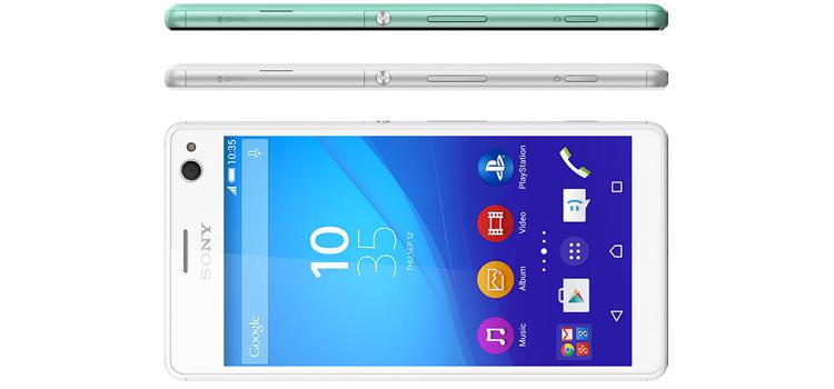 Sony Xperia C4 C4 Dual atualizado Android 5.1 Lollipop