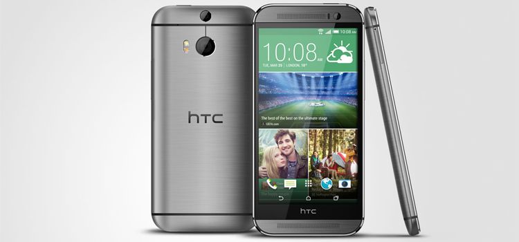 The HTC One M8 starts receiving Android 6.0 Marshmallow in Europe