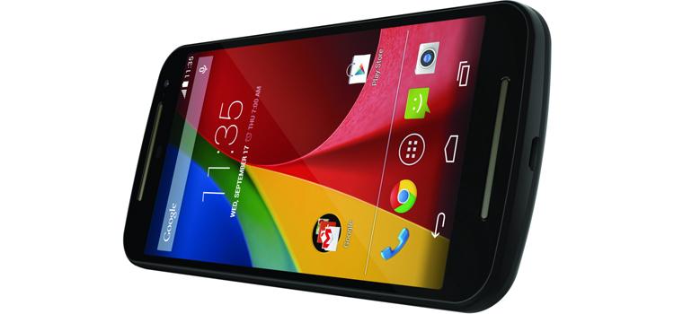 update Android Marshmallow Motorola Moto G 2014 begins