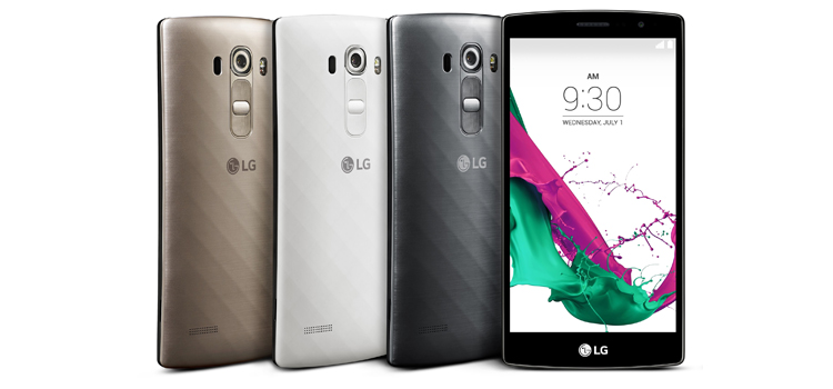 LG G4C comecou implantar-se Android Marshmallow