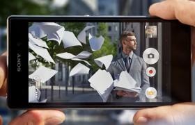 Actualizacion Concept for Android camara app Sony