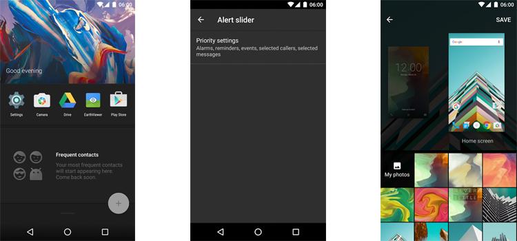 Android 601 Marshmallow OnePlus 2 beta pronto OxygenOS 3