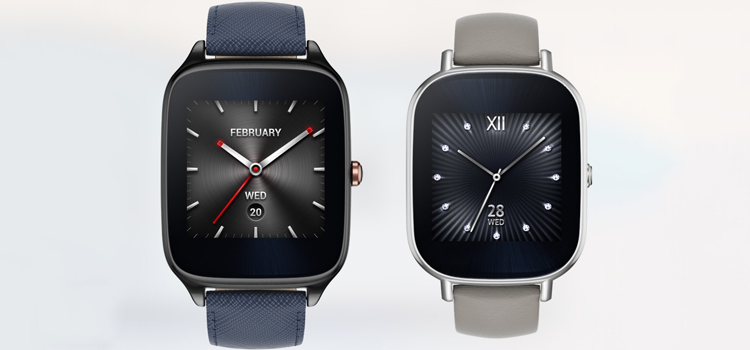 Asus ZenWatch 2 receive update Android Wear Marshmallow