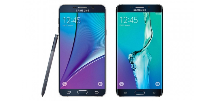 Update Samsung Galaxy Note 5 S6 S6 Edge Android Marshmallow