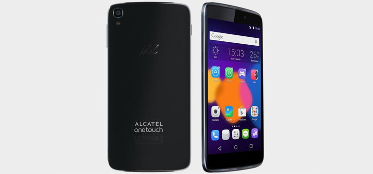 Alcatel Idol 3 update Android Marshmallow May